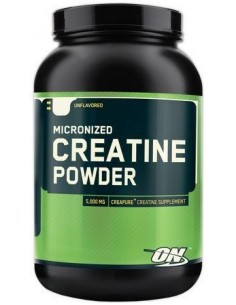 Optimum Nutrition Creatine, 600 g