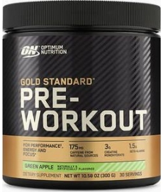 Optimum Nutrition Gold Standard Pre Workout, 330 g