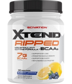 Scivation Xtend Ripped, 501 g