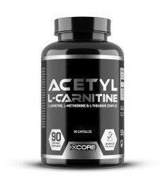 Xcore Acetyl L-Carnitine, 90 kaps.