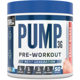 Applied Nutrition Pump 375g Pre-Workout