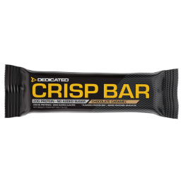 Dedicated Crips Bar Proteino Batonėlis  55 g