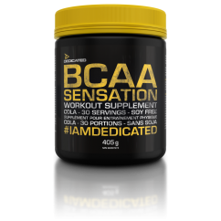 Dedicated Nutrition BCAA Sensation (345 g.)
