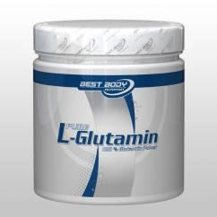 Best Body L-Glutamin Pulver (250 g.)