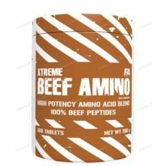 Fitness Authority Xtreme Beef Amino (300tab.)