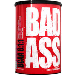 BAD ASS BCAA 8:1:1 (400g)